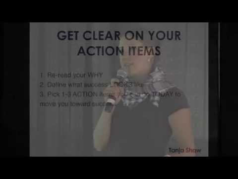 Tanja Shaw Presentation - Get Off the Fitness Roller Coaster - 360 Fitness Summit
