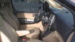 Минивэн Hyundai Grand Starex HVX(Транспортная компания