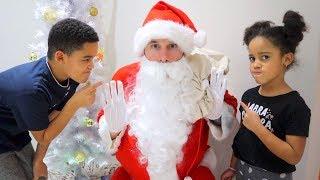 Bad Santa Johny Johny Yes Papa
