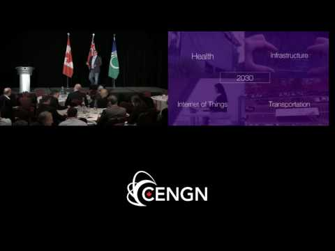 CENGN Summit - Ibrahim Gedeon: Building Canada's Future With ...