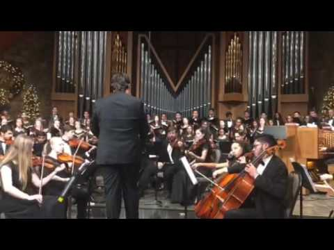Spencerville Adventist Academy Choir & Orchestra