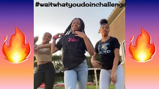 FunnyMike #waitwhatyoudoingchallenge wait what you doin ! 🔥