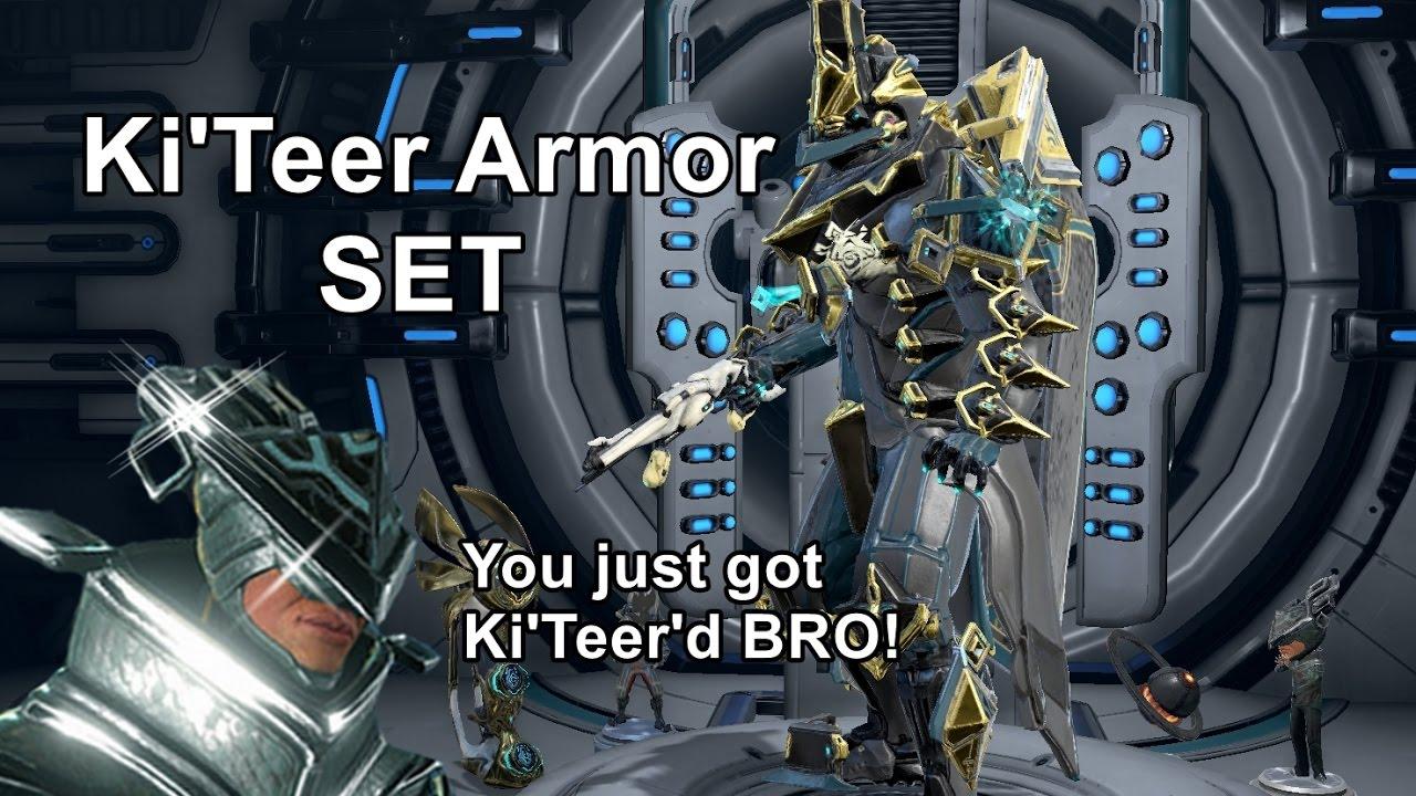 full ki u0026 39 teer cosmetic set  armor   sigils