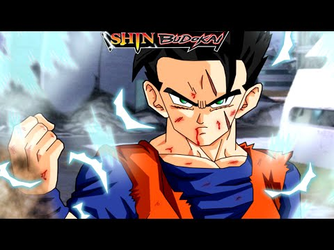 Future Gohan Gets His Potential Unlocked | Ultimate/Mystic | Dragon Ball Z: Shin Budokai 2 (Part 8)