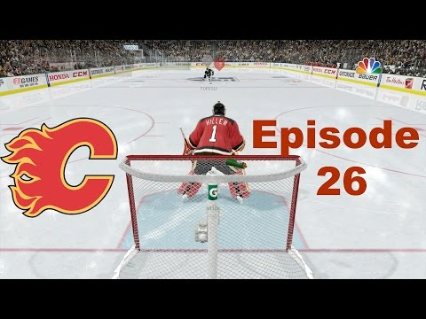 NHL 16 Shootout Commentary ep 26 Calgary Flames