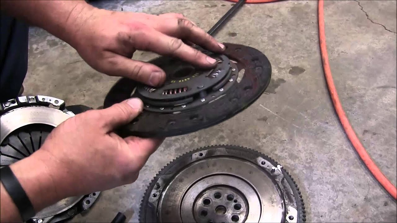 how to install a clutch and pressure plate on a honda youtube rh youtube com
