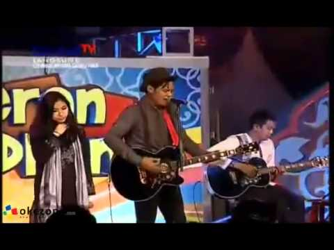 Last Child feat  Ashilla   Percayalah New) @ Saweran Ramadhan