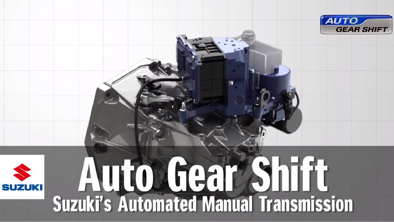suzuki auto gear shift [ 1280 x 720 Pixel ]
