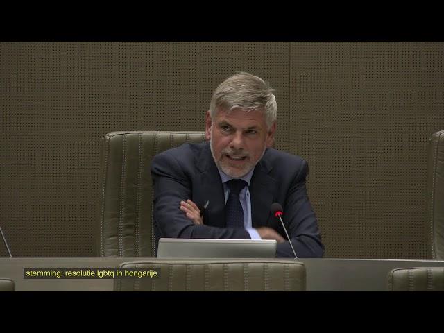 (Her)bekijk de plenaire vergaderingen