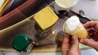 рецепт кофе с мороженым. The recipe for coffee ice cream