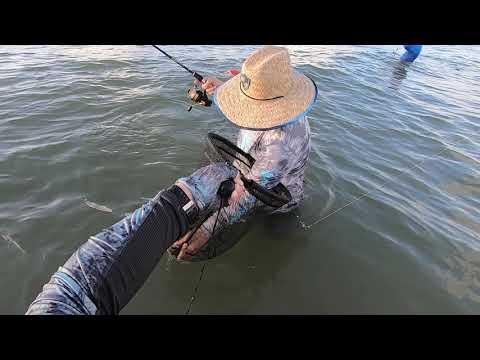 Freeport, Tx Surf Fishing