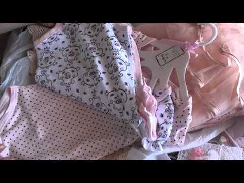 Beautiful Birthday and Baby gifts from sweet Natasha part 2