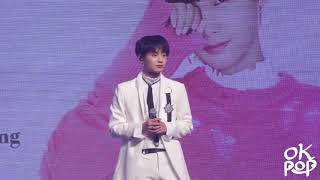 "181017 金龍國 김용국 - TALK @ JINLONGGUO 1st FAN MEETING ""Friday n Night"" in HONG KONG 직캠"