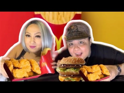 McDonald's MUKBANG!! FIRST TIME IN 8 YEARS?!