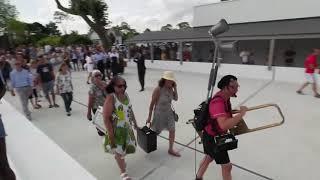 Capbreton : inauguration du nouveau coeur de ville et des Allées Marines