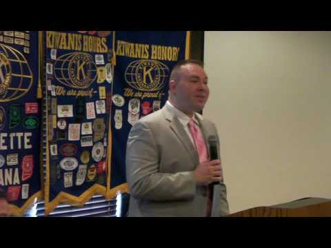 Lafayette Kiwanis Club -  Changes in newspaper