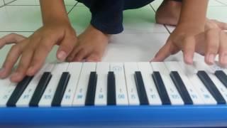 telolet pianika 2017