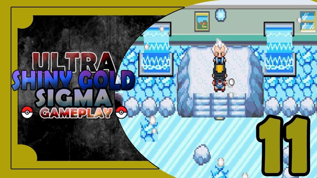 Ultra Shiny Gold Sigma Rom Hack   Pokemon Gameplay ...
