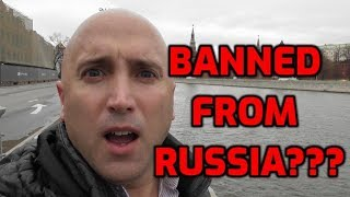 RUSSIA BAN??? From a Liberal Journalist!!!!!