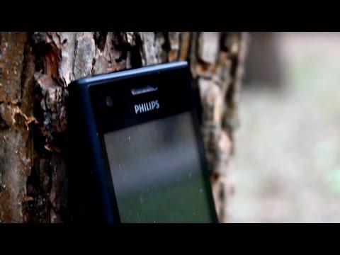 Обзор смартфона Philips S309 Dual Sim - Рабочая лошадка