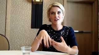 Interview With Rachael Taylor of ABC's 666 Park Avenue