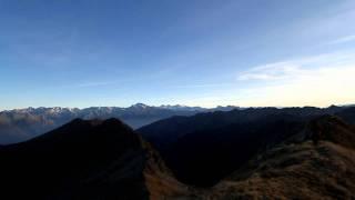 360° dalla cima del M.Fioraro 2431m slm Thumbnail