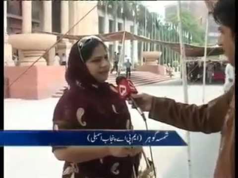 Punjabi MPA's Speaking English (Funny)
