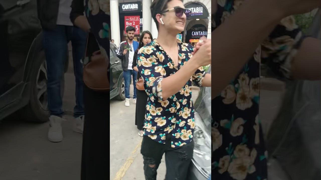 Ek tarfa Pyar ki kahani #Shorts #Ayushyadav