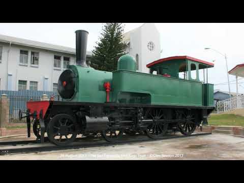 Historic Engine TGR No 11 - 50th Anniversary at Harris Promenade