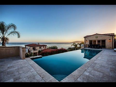Gated Oceanfront Estate In Shell Beach, California
