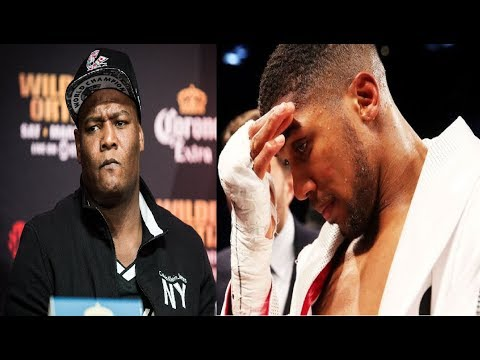 BREAKING: LUIS ORTIZ BLASTS HIS TEAM FOR FAILING WITH THE ANTHONY JOSHUA FIGHT!!