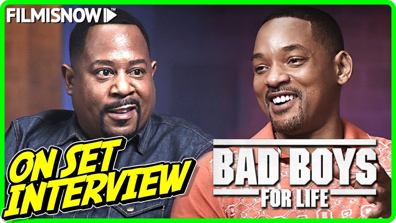 BAD BOYS FOR LIFE | Will Smith