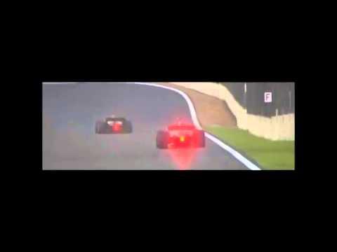 F1 Brazilian Grand Prix 2008 Last laps