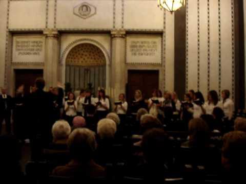 NAK - Neuapostolischer Chor: Wenn Friede mit Gott  (It Is Well With My Soul)