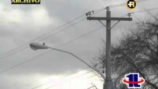 EEMQ Informa acerca del Proceso de Iluminacion de la Calle Rodolfo Robles