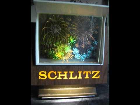 Schlitz beer sigh