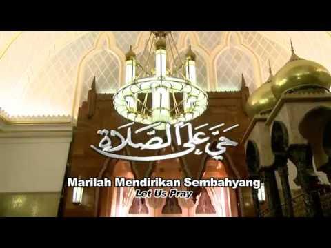 Adzan Magrib Merdu Full HD   YouTube