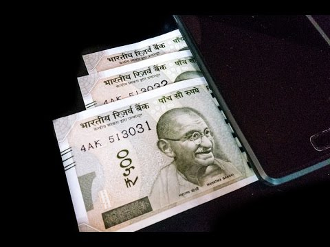 INDIA LAUNCHES CASHLESS ZONES, TRUMP SETS UP INFLATION ZONE USA?