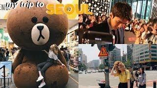 MY TRIP TO SEOUL, SOUTH KOREA // ( SAW EXOS SEHUN)