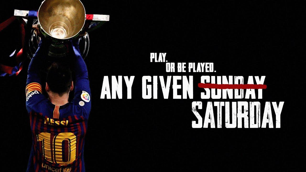 Barcelona vs Atleti - Any Given 'Saturday' | LaLiga Promo HD ► 08/05/2021
