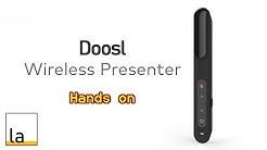 Doosl Wireless Presenter Mini 2 4GHz Rechargeable Powerpoint