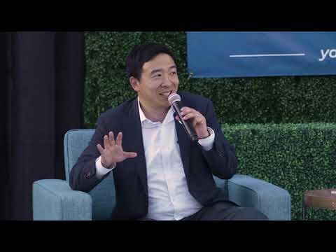 Andrew Yang's Humanity First Tour Town Hall in Las Vegas | 4.23.19 Full Video