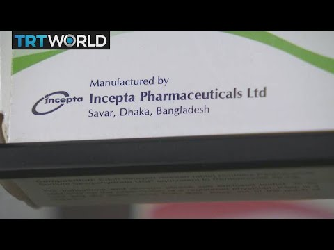 Bangladesh produces 97% of the drugs it uses | Money Talks