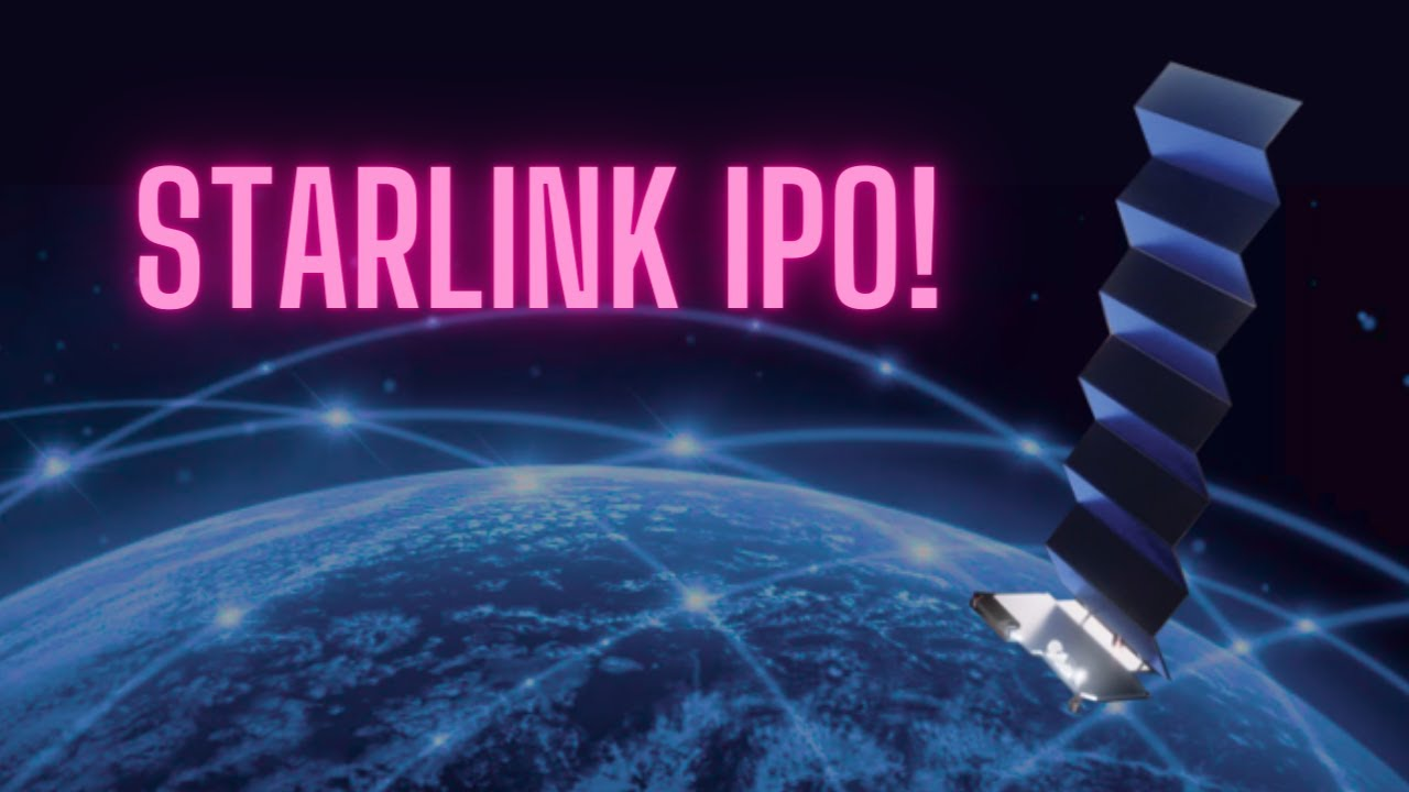 Musk Says Starlink to IPO Once Cash Flow More Predictable