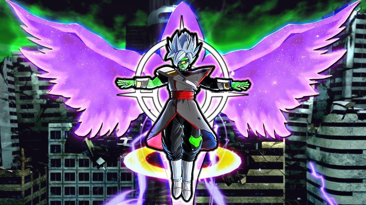 New Animated Bird Lightning Mecha Zamasu Dragon Ball