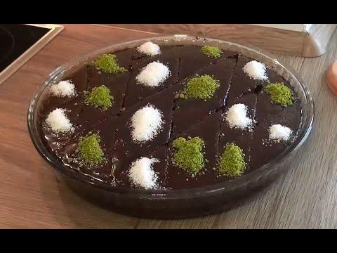 Islak Kek Tarifi (Yapanin vazgecmedigi bir lezzet)-Hatice Mazi