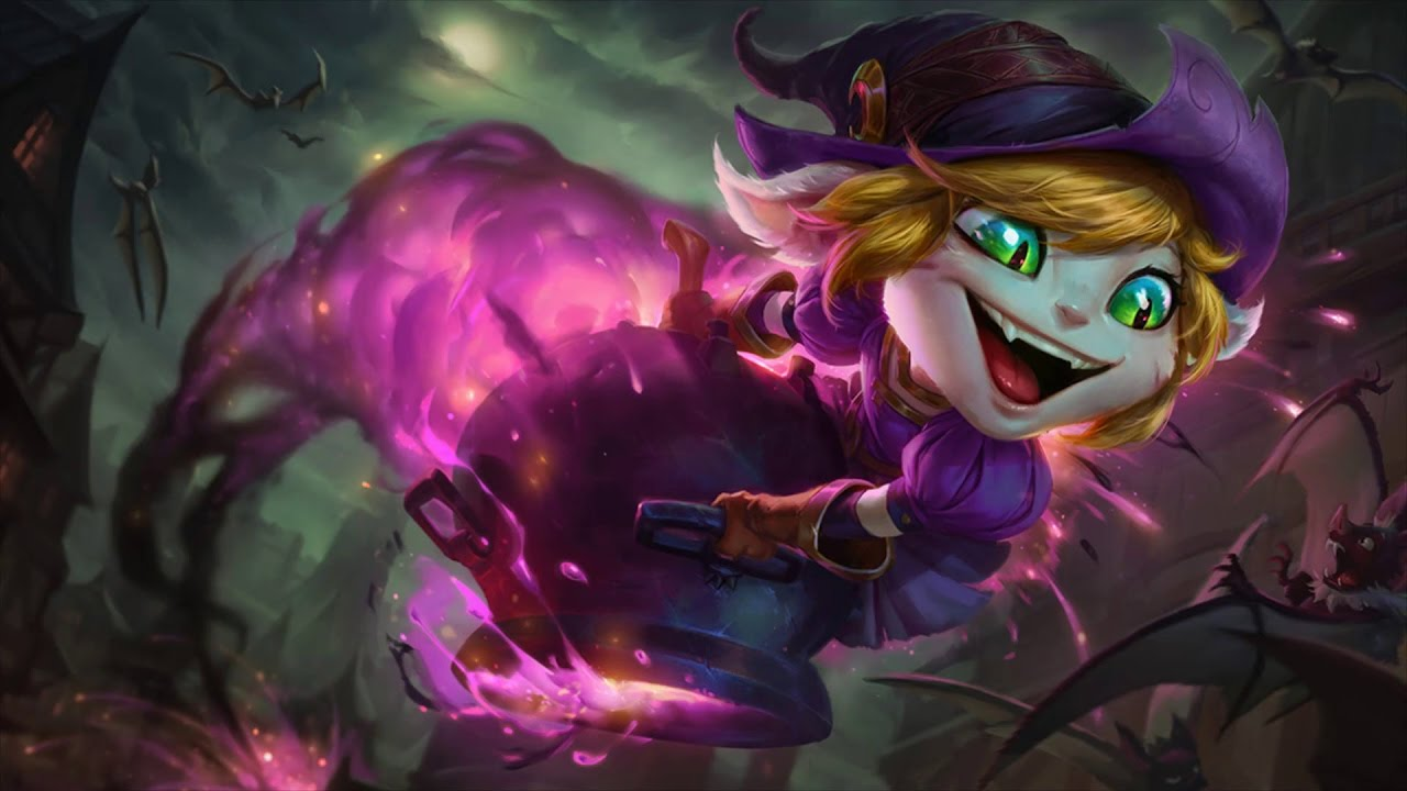 League of Legends Bewitching Tristana 2016 Preview - New Skin ...