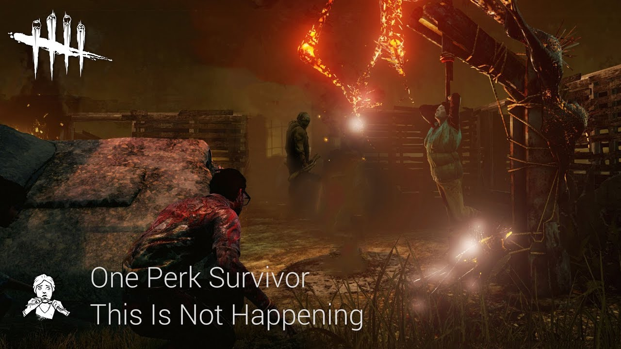 One Perk Survivor 9 This Is Not Hening Dead By Daylight