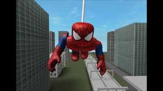 [ROBLOX] Spiderman 1960' theme song