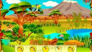 ☀Прятки животных ☆ Игра для детей ☆ Lady Bird ☀